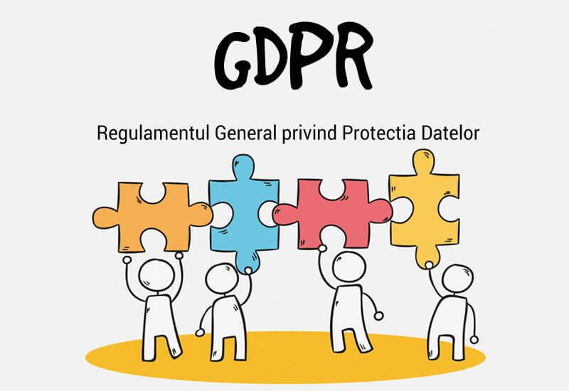 GDPR - Regulamentul General pentru Protecția Datelor